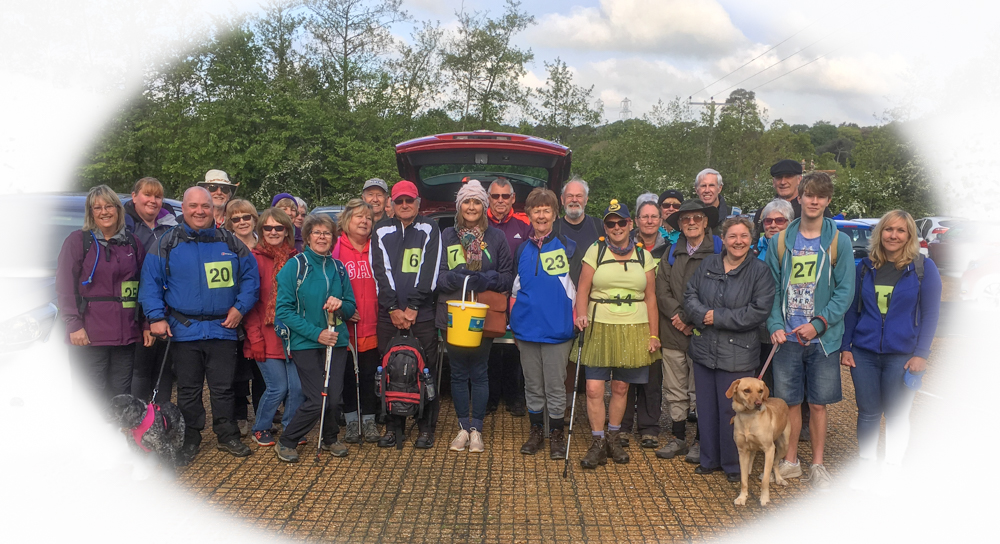 Castleman Trailway Sponsored Walk