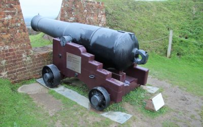 Palmerston's Folly – Fort Nelson