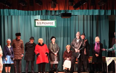"""Drama Group raises funds for """"McMillan Caring Locally"""""""